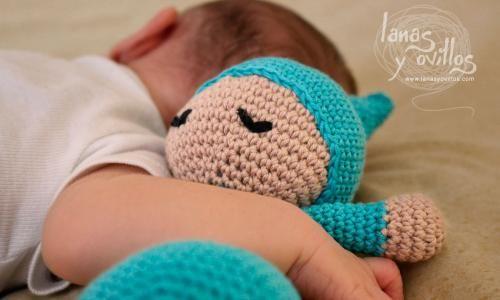 игрушка для сна видео вязание крючком Vmersinecom