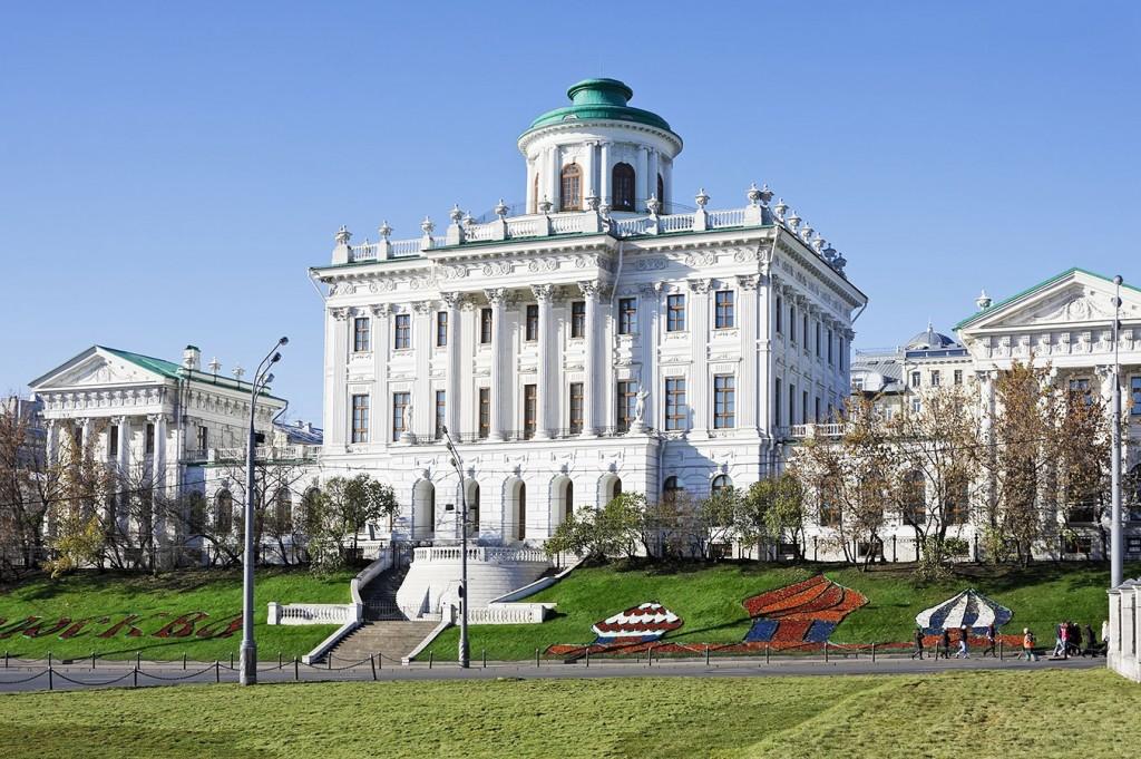 Красивые места в Москве