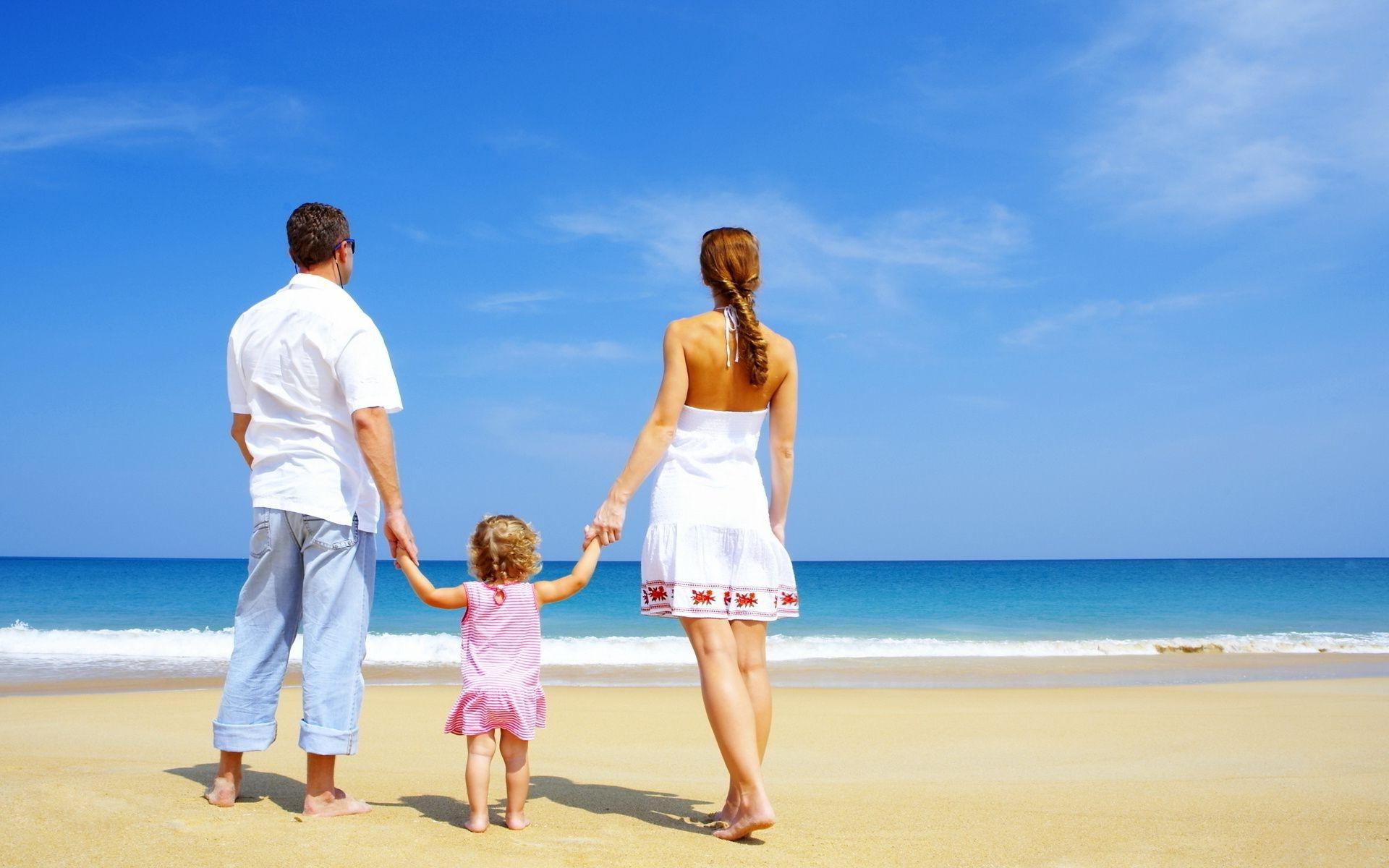 Фото семейной пары море пляж 12 фотография