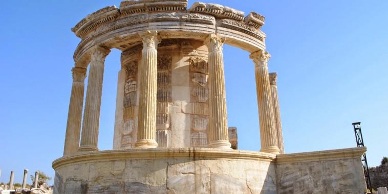 Картинки по запросу Агора и храм Тюхе