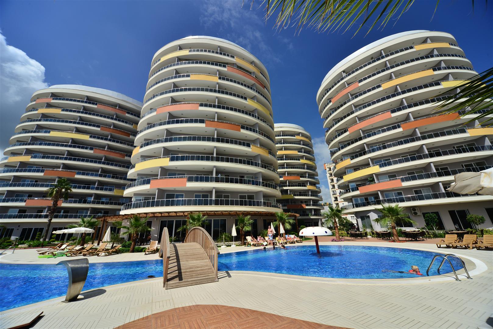 Купить квартиру в турции анталия у моря