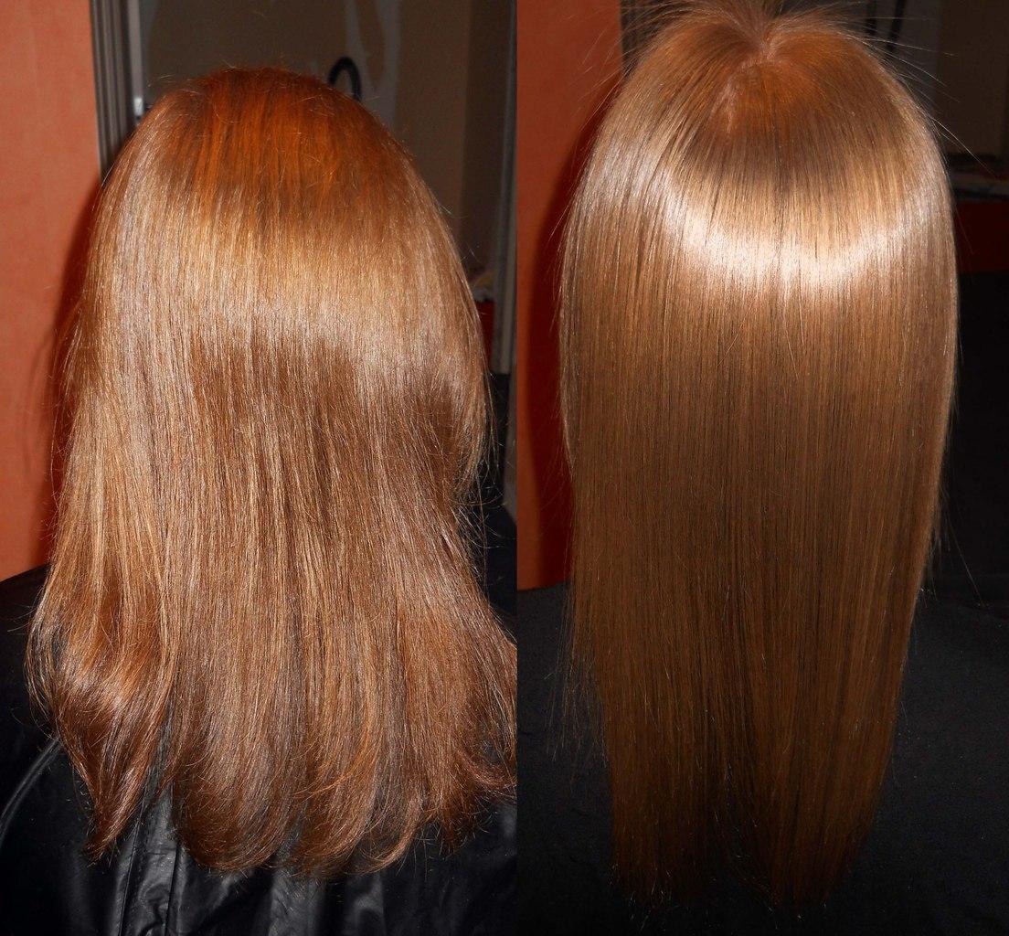ламинирование волос состав